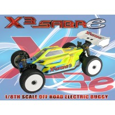 1/8 Electric Off-Road Copetition Buggy-80%