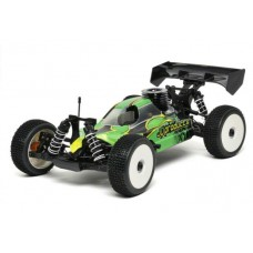"""JQ Products """"THE Car"""" Competition RTR 1/8 Buggy"""