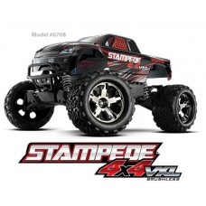 Stampede VXL 4X4 1/10 Scale Brushless High-Performance Monster Truck